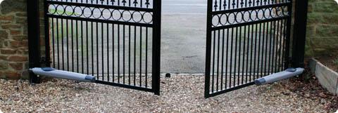 Electric Gate Maintenance Stoke on Trent Staffordshire